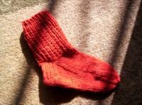 Rust_sock