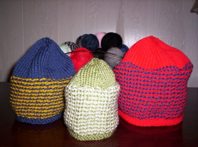 2-color hats