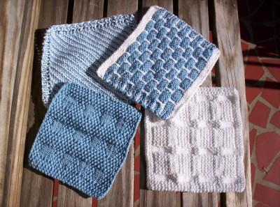 4 Dishcloths