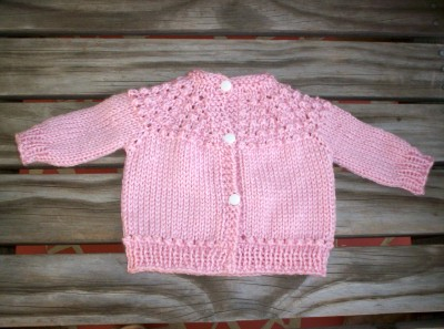 5-Hour Baby Sweater