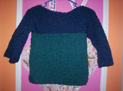 Guideposts Knitting Pattern : 2007 FOs: Guidepost Sweater