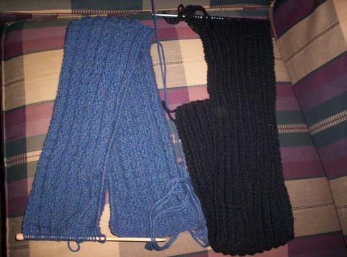 2 Scarves